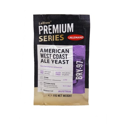 Lallemand BRY-97 American West Coast Dry Ale Yeast (11 g)