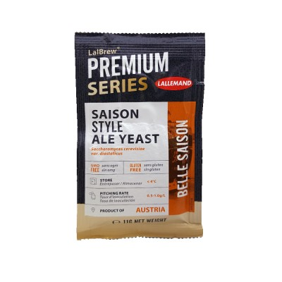 Lallemand Belle Saison Dry Ale Yeast (11 g)