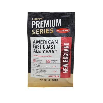 Lallemand New England American East Coast Dry Ale Yeast (11 g)
