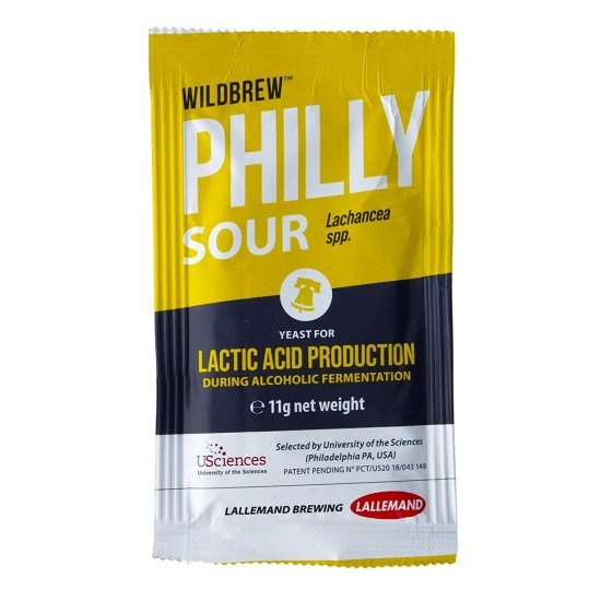 Lallemand Philly Sour Dry Ale Yeast (11 g)